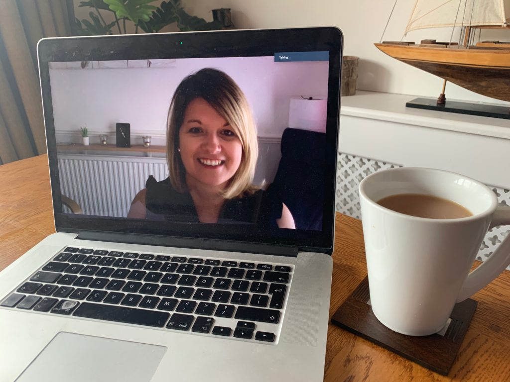 online counselling / hypnotherapy via zoom
